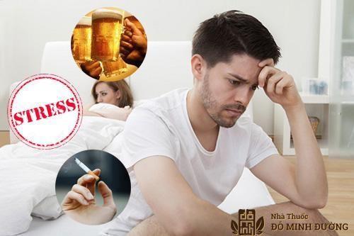 Rối loạn cương dương là gì? Nguyên nhân, triệu chứng và cách chữa hiệu quả nhất - Ảnh 2.