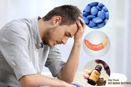 Rối loạn cương dương là gì? Nguyên nhân, triệu chứng và cách chữa hiệu quả nhất - Ảnh 3.