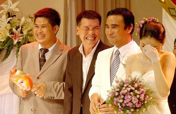 """Chuyện ít người biết về đám cưới của """"MC giàu nhất Việt Nam"""" Quyền Linh - Ảnh 2."""