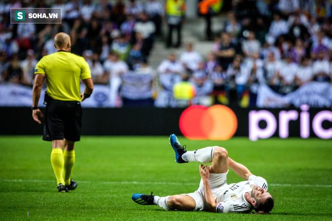 Real Madrid nhớ Ronaldo, bởi Gareth Bale đang là liều độc dược - Ảnh 1.