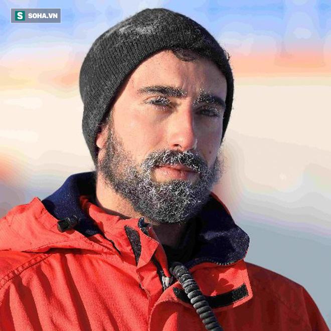 Nhiệm vụ bất khả thi: Nấu ăn ở Nam Cực trong cái lạnh đến -70 độ C - Ảnh 1.