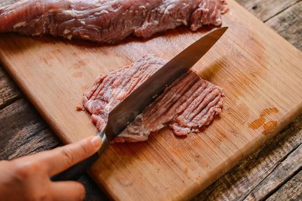 Thịt chiên phải làm như thế này mới chuẩn - Ảnh 1.
