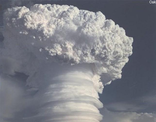 Ảnh màu hiếm về các vụ thử hạt nhân chấn động của Mỹ giữa thế kỷ 20 - Ảnh 19.