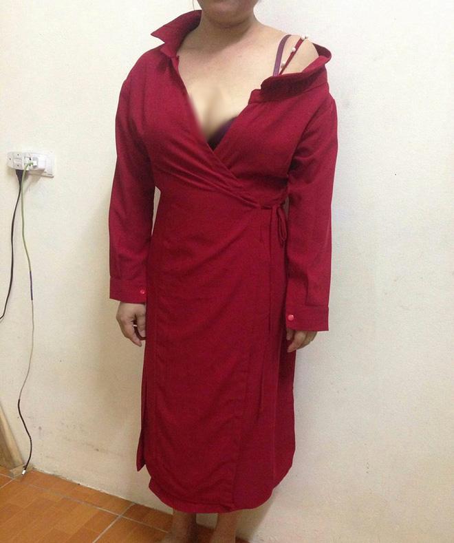Lên mạng than vãn mua hàng online khác xa hình mẫu, cô gái không được thông cảm mà còn bị phản bác vì một chi tiết - ảnh 4