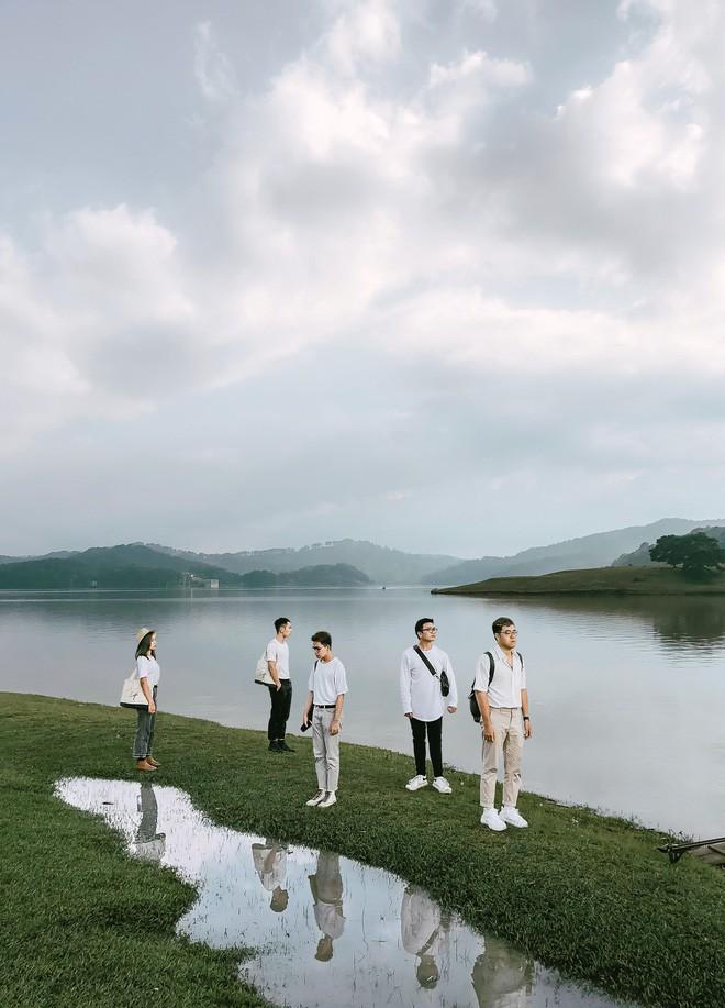 Hội bạn thân 3 miền Bắc - Trung - Nam rủ nhau lên Đà Lạt, chụp ảnh nhóm xuất sắc như bìa tạp chí - Ảnh 3.