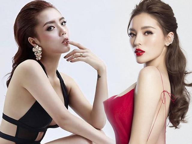 Mất tiền trùng tu nhan sắc, Hoa hậu Kỳ Duyên lại trở nên giống đến khó phân biệt với loạt mỹ nhân showbiz - ảnh 10