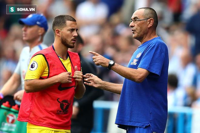 Giữ Hazard thế nào trước lời mời gọi của Real Madrid bây giờ, hả Chelsea? - Ảnh 2.
