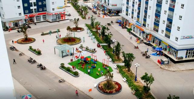 Cận cảnh căn hộ chung cư giá từ 500 triệu đồng của đại gia Lê Thanh Thản - Ảnh 3.