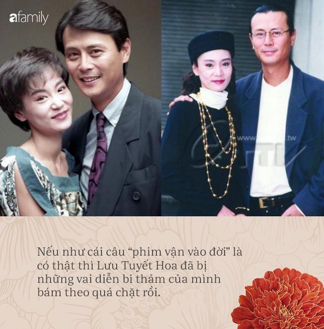 Lưu Tuyết Hoa: Phim vận vào đời, chồng đầu phản bội, chồng thứ hai đột tử - ảnh 4