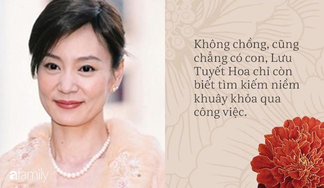 Lưu Tuyết Hoa: Phim vận vào đời, chồng đầu phản bội, chồng thứ hai đột tử - ảnh 7