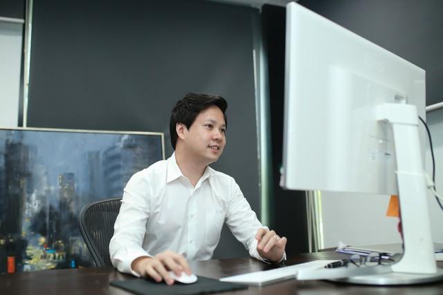 CEO Tập đoàn Trung Thủy: Để thoát khỏi cái bóng gia đình giàu có khi khởi nghiệp, không gì hơn là phải tự thân vận động  - Ảnh 2.