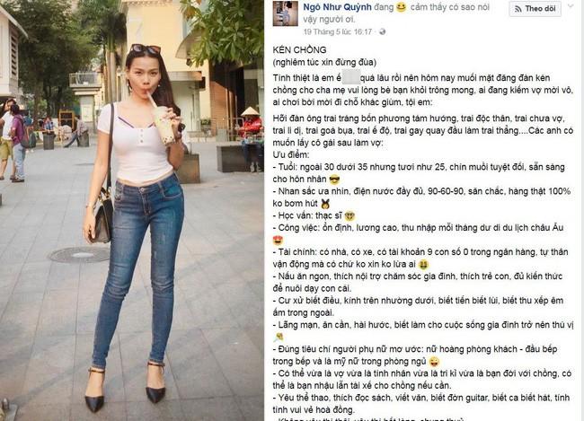 Từng gây sốt vì đăng tin tuyển chồng, hơn 1 năm sau, nữ MC xinh đẹp bất ngờ thông báo sắp lên chức mẹ - ảnh 1