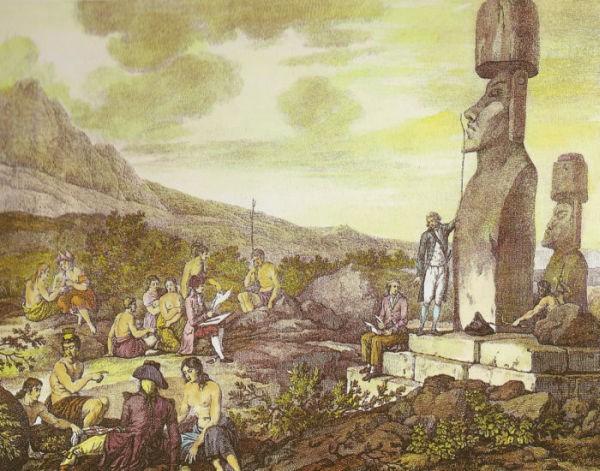 Một trong những bí ẩn lớn nhất về đảo Phục Sinh có thể đã được giải mã - Ảnh 1.