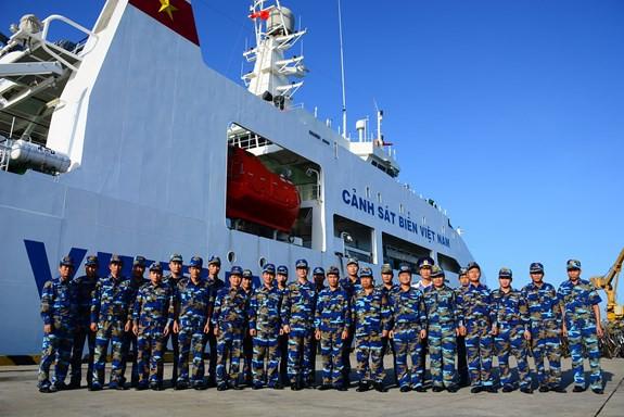 Tàu CSB 8001 hoàn thành tốt đẹp chuyến thăm, giao lưu tại Ấn Độ - ảnh 2