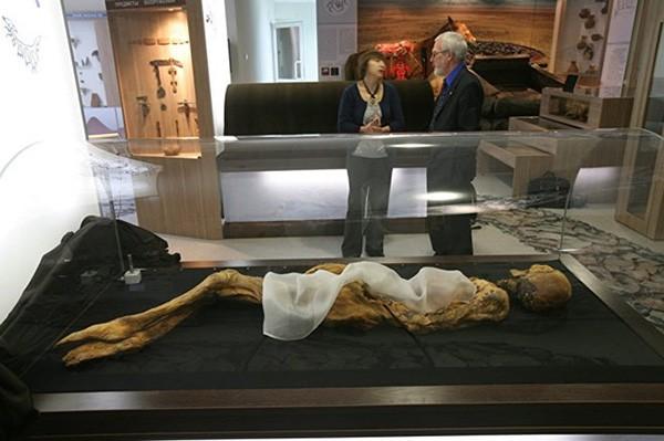 """Lời nguyền ám ảnh về """"xác ướp trinh nữ"""" 2.500 tuổi - ảnh 3"""