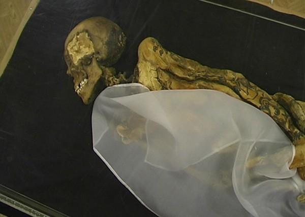 """Lời nguyền ám ảnh về """"xác ướp trinh nữ"""" 2.500 tuổi - ảnh 4"""