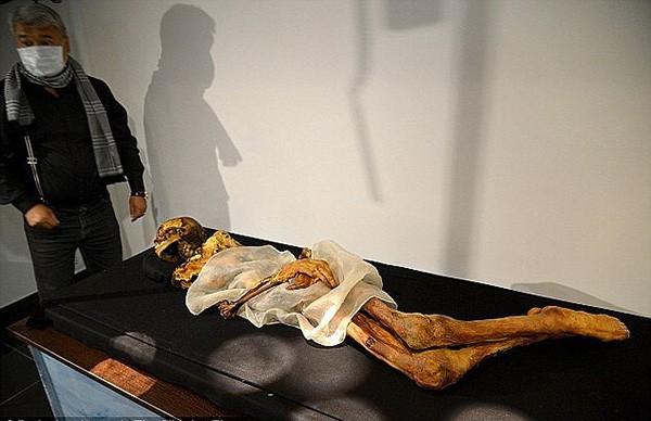 """Lời nguyền ám ảnh về """"xác ướp trinh nữ"""" 2.500 tuổi - ảnh 5"""