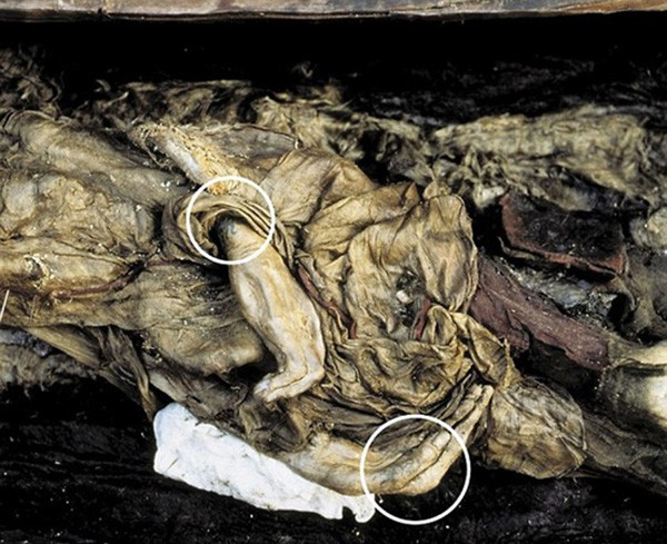 """Lời nguyền ám ảnh về """"xác ướp trinh nữ"""" 2.500 tuổi - ảnh 6"""