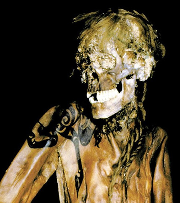 """Lời nguyền ám ảnh về """"xác ướp trinh nữ"""" 2.500 tuổi - ảnh 7"""