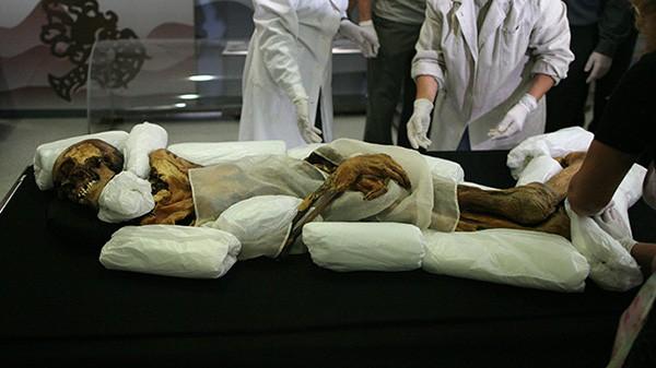 """Lời nguyền ám ảnh về """"xác ướp trinh nữ"""" 2.500 tuổi - ảnh 8"""