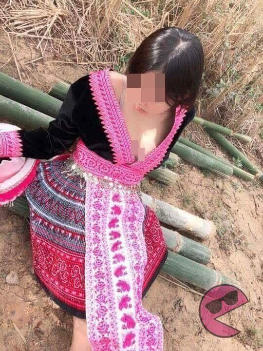 Diện trang phục dân tộc quá gợi cảm thành phản cảm, cô gái nhận nhiều chỉ trích - ảnh 2