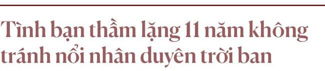 Hoắc Kiến Hoa - Lâm Tâm Như: Tình bạn 11 năm không tránh nổi duyên trời, mặc sóng gió chỉ cần thế giới 3 người - Ảnh 1.