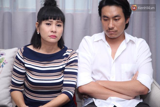 Cát Phượng bật khóc, cùng Kiều Minh Tuấn xin lỗi khán giả vì ồn ào tình cảm với An Nguy - ảnh 1