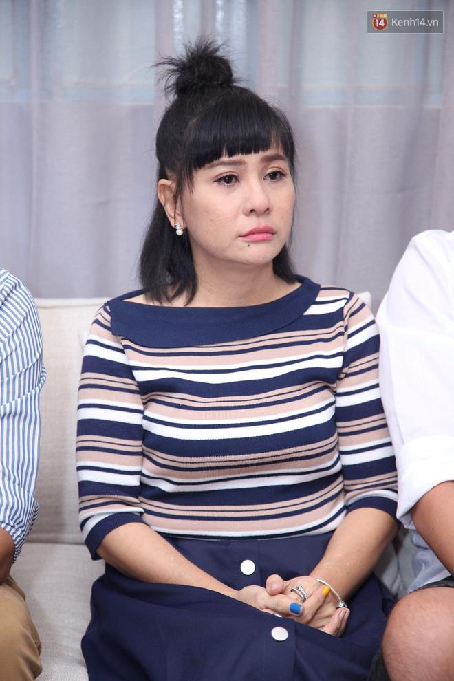 Cát Phượng bật khóc, cùng Kiều Minh Tuấn xin lỗi khán giả vì ồn ào tình cảm với An Nguy - ảnh 2