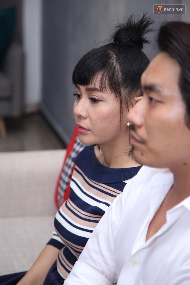 Cát Phượng bật khóc, cùng Kiều Minh Tuấn xin lỗi khán giả vì ồn ào tình cảm với An Nguy - ảnh 5