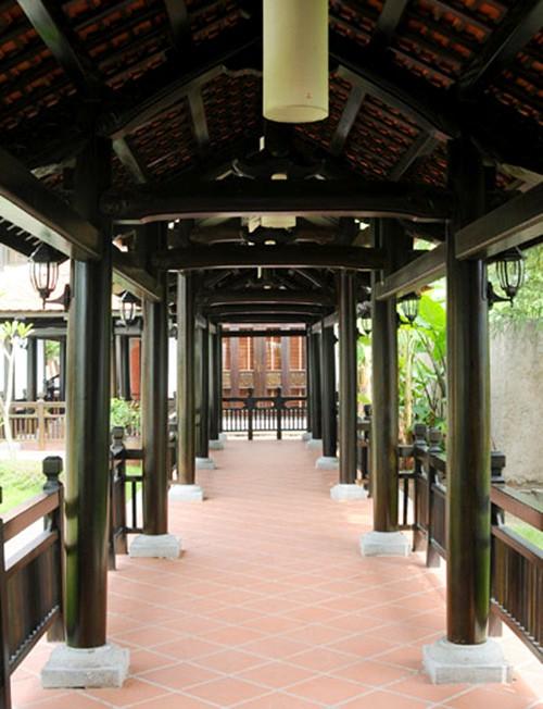 Cận cảnh căn biệt thự bè thế mới tậu của Hoa khôi Thu Hương và chồng đại gia - Ảnh 12.