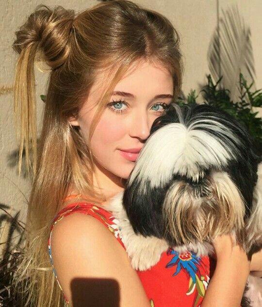 Mỹ nhân 18 tuổi mắt xanh hiếm có, đẹp như nữ thần kiếm trăm triệu chỉ cần đăng 1 bức ảnh - Ảnh 9.