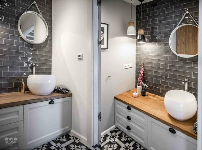 Chỉ vỏn vẹn 30m², căn hộ có gác lửng siêu yêu này sẽ khiến bạn trầm trồ không ngớt - Ảnh 11.