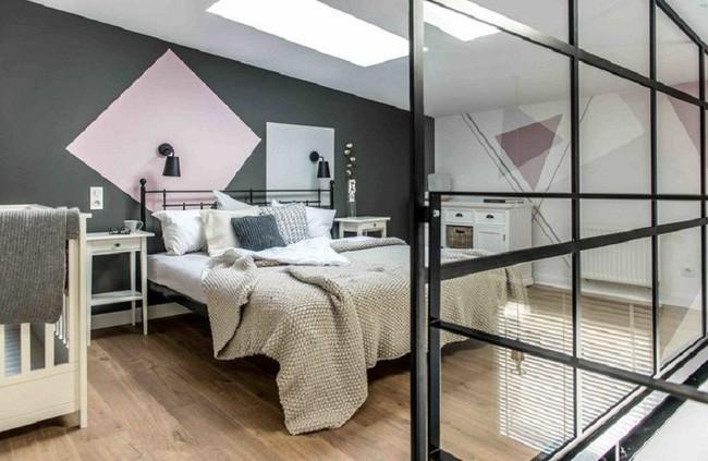 Chỉ vỏn vẹn 30m², căn hộ có gác lửng siêu yêu này sẽ khiến bạn trầm trồ không ngớt - Ảnh 16.