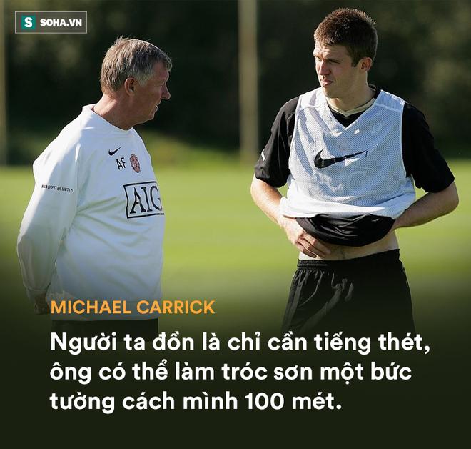 Michael Carrick: Sau cơn giận của Sir Alex và cái ơn của Van Gaal là Man United bất khuất - Ảnh 1.