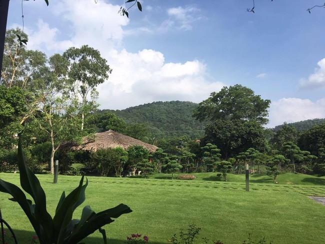 Cận cảnh biệt thự nhà vườn là công trình vi phạm lớn của diva Mỹ Linh - Ảnh 3.