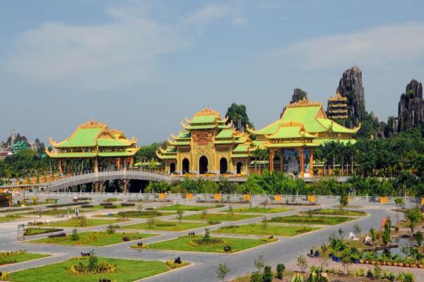 Đại gia Huỳnh Uy Dũng chi nghìn tỷ xây đại dự án phục vụ 20.000 người - Ảnh 1.