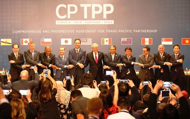 Trung Quốc muốn gia nhập CPTPP: Hỏa mù và cú đánh nhằm vào Mỹ - Ảnh 1.