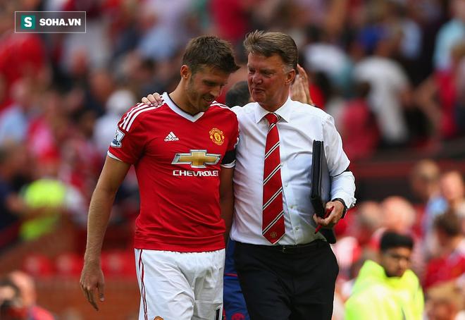 Michael Carrick: Sau cơn giận của Sir Alex và cái ơn của Van Gaal là Man United bất khuất - Ảnh 4.