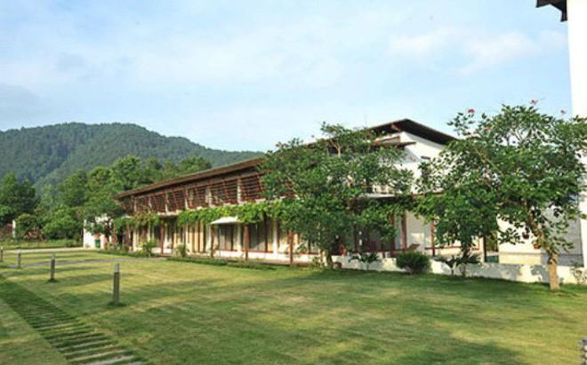 Cận cảnh biệt thự nhà vườn là công trình vi phạm lớn của diva Mỹ Linh - Ảnh 1.