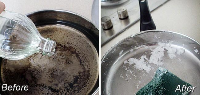 18 mẹo vặt dọn dẹp siêu hay ho giúp nhà luôn sạch bong sáng bóng mẹ nào cũng nên biết - Ảnh 17.