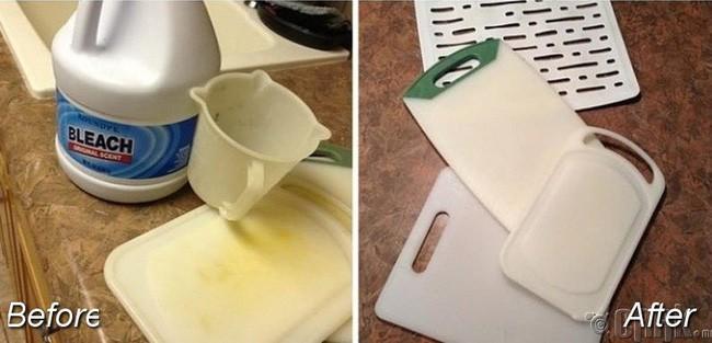 18 mẹo vặt dọn dẹp siêu hay ho giúp nhà luôn sạch bong sáng bóng mẹ nào cũng nên biết - Ảnh 8.