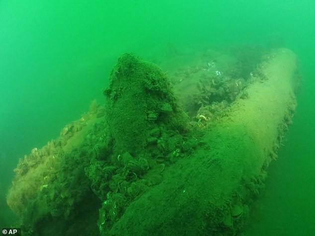 Nỗi oan khuất của quái vật hồ Erie và sự thật về con tàu đắm cách đây gần 200 năm - Ảnh 2.