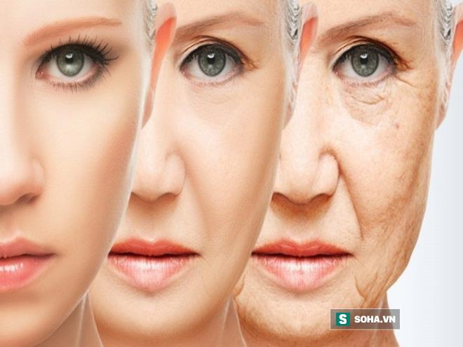 Có 2 thói quen này, bảo sao bạn lại luôn trông già hơn so với những người bạn bên cạnh - Ảnh 1.