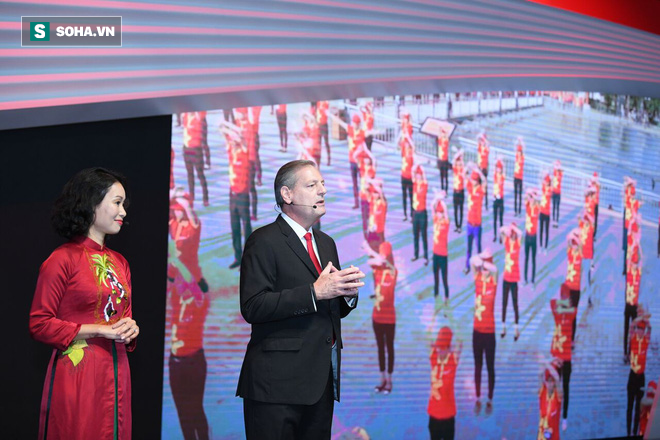 VIP VinFast: Chúng tôi tiếp tục tinh thần một nước Việt Nam hiện đại trong sản phẩm này - Ảnh 1.