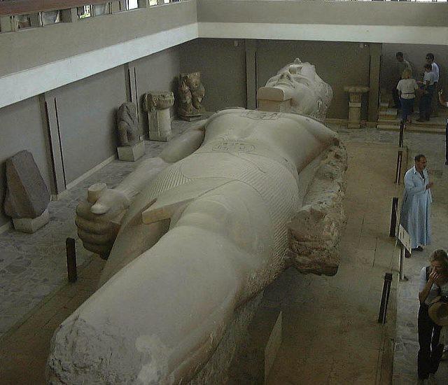 Chuyện lạ: Xác ướp Pharaoh vẫn phải xin hộ chiếu để bay sang Pháp - Ảnh 1.