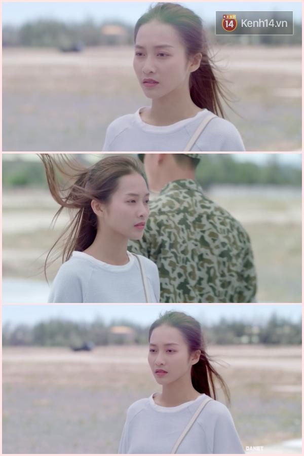 Hậu Duệ Mặt Trời bản Việt: Không hiểu sao mỗi lần gặp Song Luân là biểu cảm của Khả Ngân lại thẫn thờ hết cả ra - Ảnh 6.