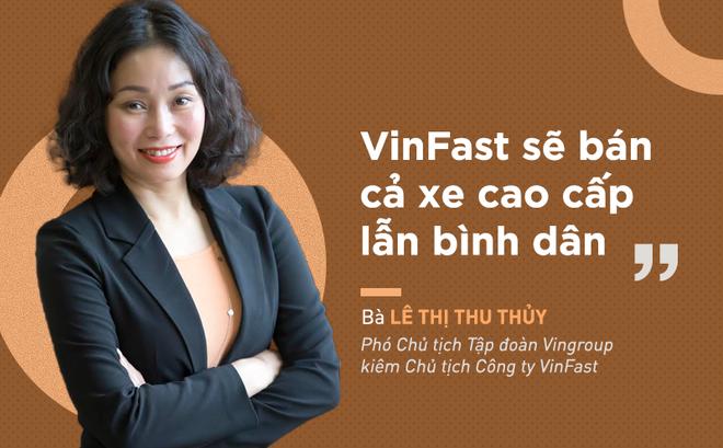 Chân dung nữ chủ tịch VinFast – người phụ nữ quyền lực ngành ô tô thế giới - Ảnh 2.