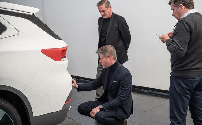 Tường thuật trực tiếp sự kiện ra mắt xe của VinFast: Beckham đã xuất hiện! - Ảnh 1.