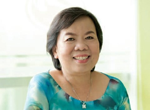 Top 10 người phụ nữ quyền lực nhất sàn chứng khoán Việt Nam - Ảnh 2.