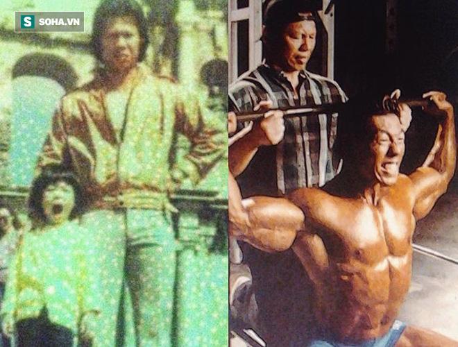 """Lực sĩ mạnh nhất Trung Quốc và """"cú đấm ngàn cân"""" khiến Chân Tử Đan phải choáng váng - ảnh 4"""
